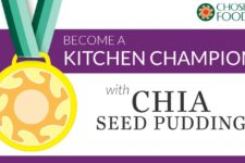 Become A Kitchen Champion With Chia Seed Pudding