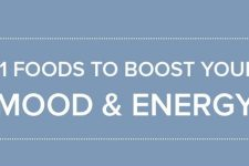 11 Foods That Will Boost Your Mood And Energy