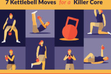 7 Kettlebell Moves for a Killer Core