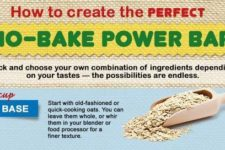 No-Bake Power Bar!