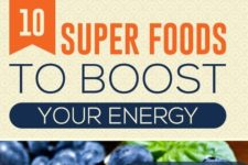 10 Super Foods To Boost Your Energy